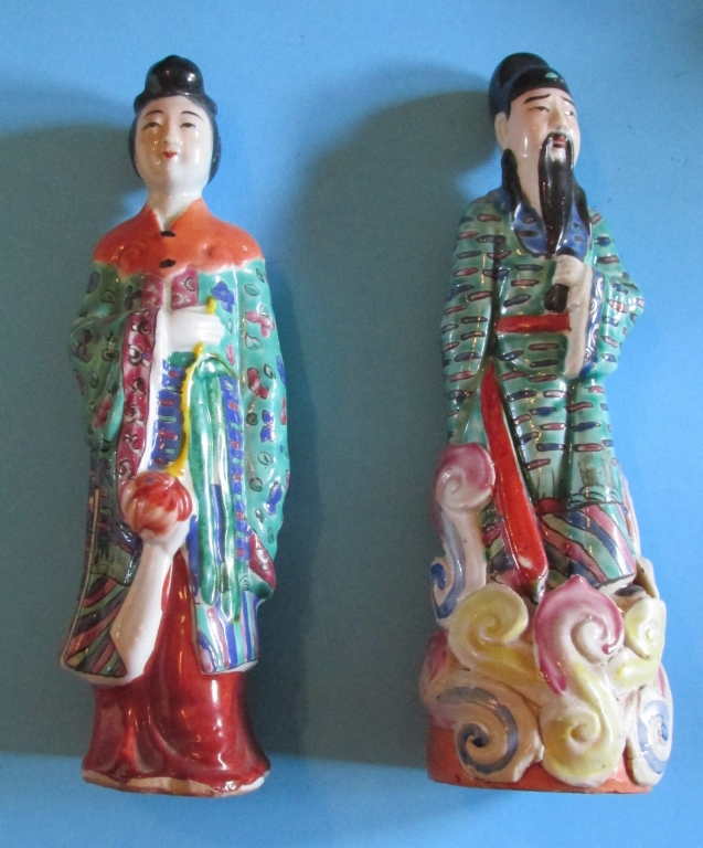 Chinese Scholar & Maiden