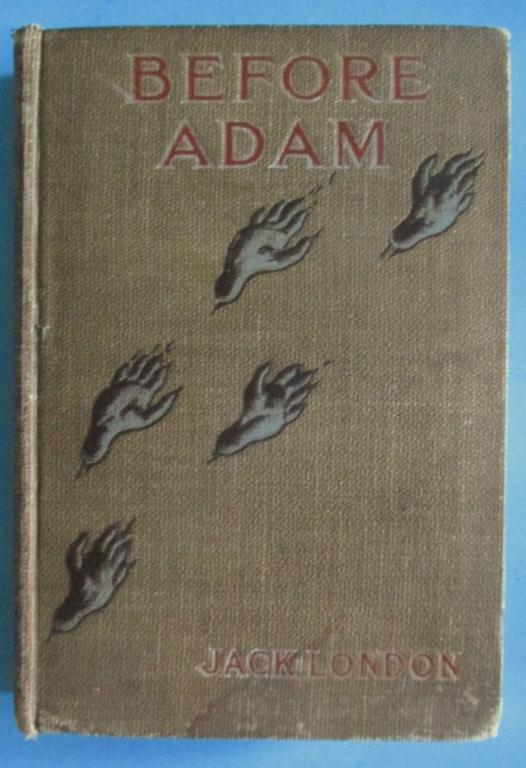 Jack London. Before Adam. 1st Macmillan 1907