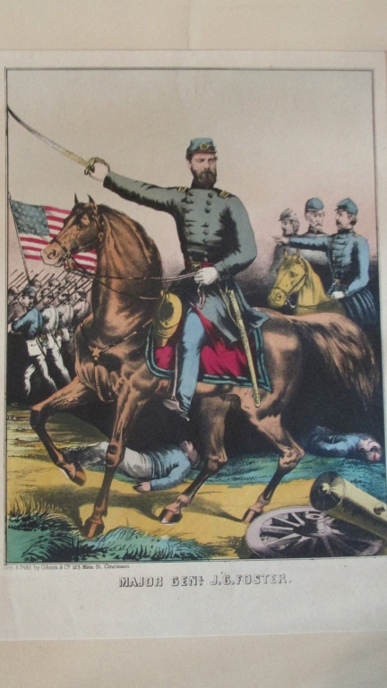 Major General J. G. Foster (Civil War)