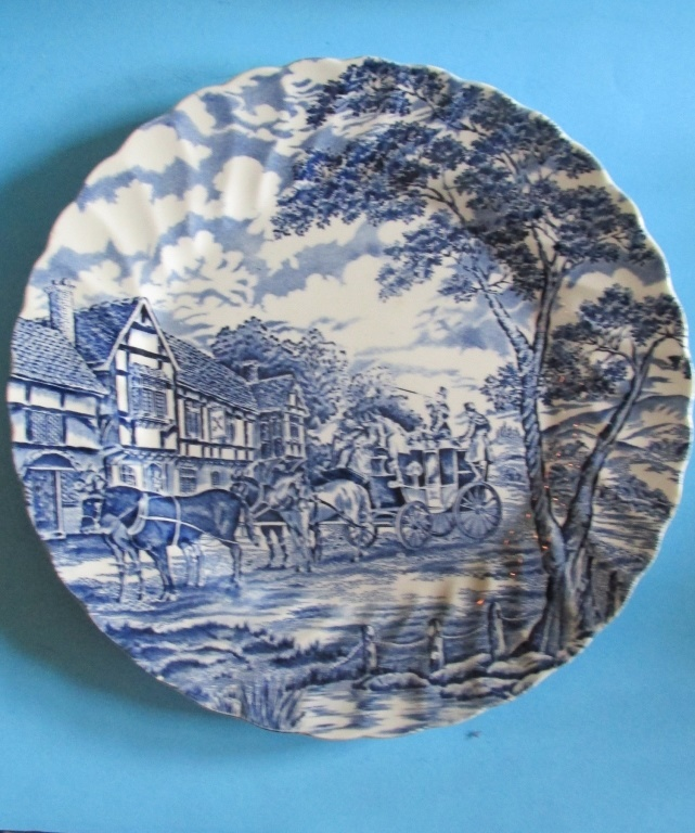 Royal Mail Plate