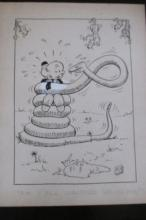 Buffer McDoodle - With Snake