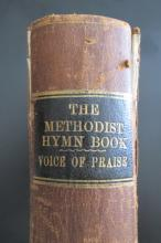 19th Century Collection of Hymns