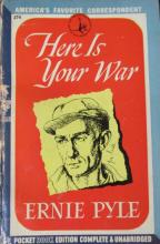 Here is Your War ~ Ernie Pyle