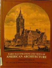 Early Illustrations & Views American Architecture