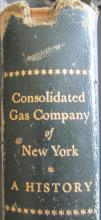 Consolidated Gas Company of New York ~  A History