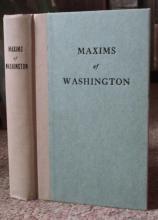 Maxims of George Washington