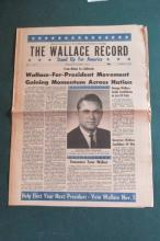 George Wallace & LBJ  Material
