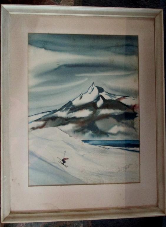 Ski America - Herbert Toest (American)
