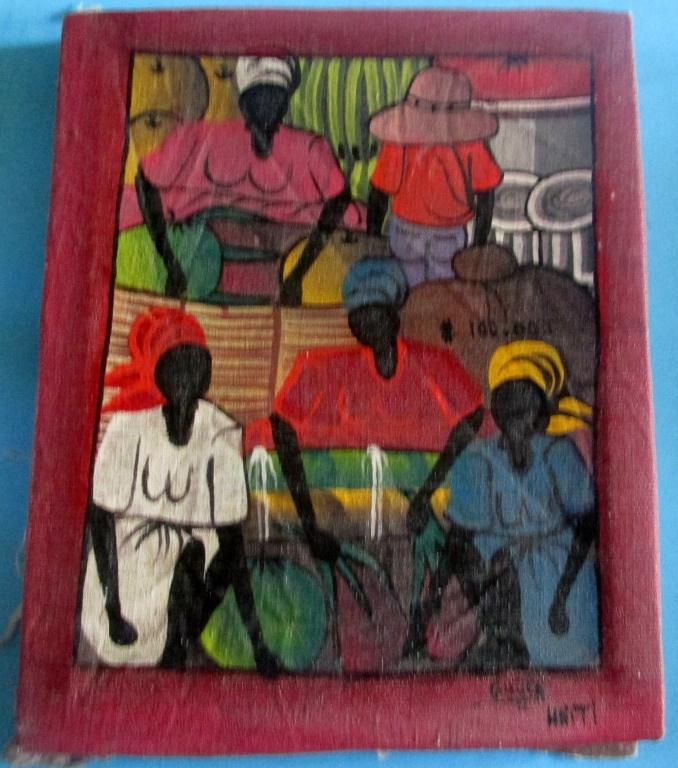 Guyto Mon Plaisir (Haitian)