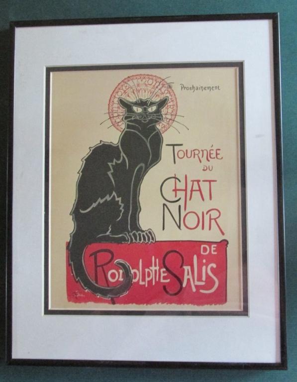 Tournee Du Chat Noir de Rodolptte Salis