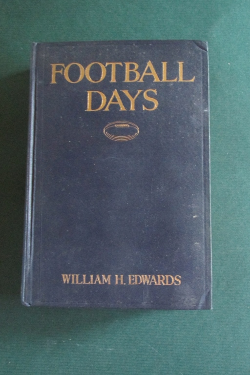 Football Days - Edwards - 1916 1st Edition