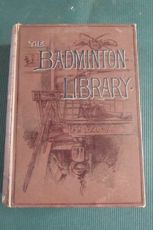 Golf: - Badminton Library 1895
