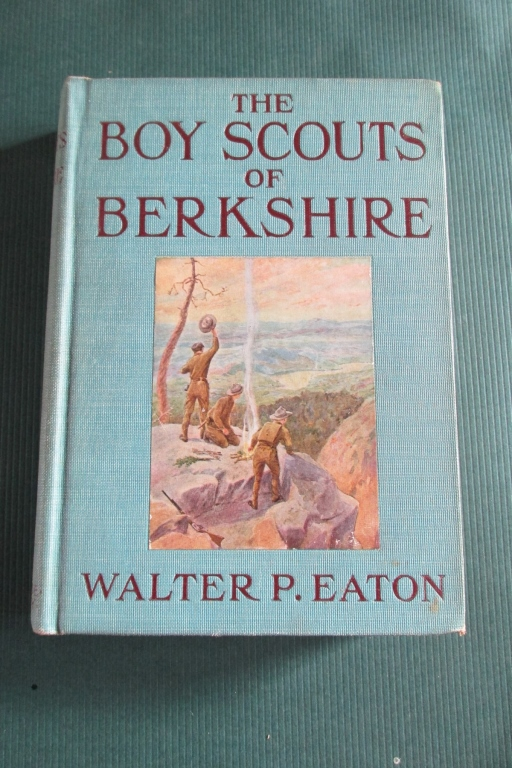 The Boy Scout of Berksire - Walter P. Eaton