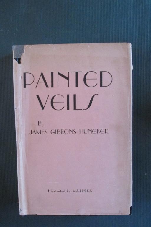 Painted Veils - James Huneker - Majeska
