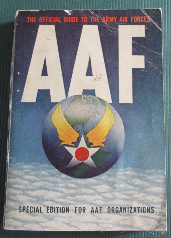 Official Guide Book to the Army Air Forces