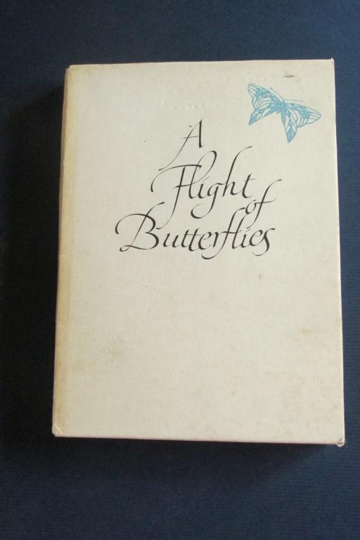 A Flight of Butterflies - Japanese Art