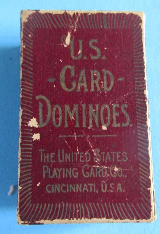 US Card Dominoes