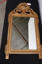 Gold Framed Mirror (4193)