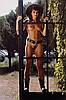 Jean-Pierre BOURGEOIS (né en 1947) Martine à son jardin, 2000 Tirage argentique contrecollé sur aluminium Signé, titré, numéroté 4/7 et annoté NEWLOOK au dos 120 x 80 cm, Jean-Pierre Bourgeois, Click for value