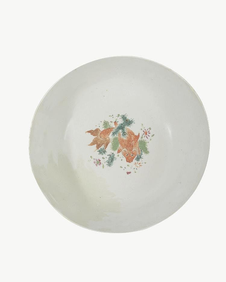 Chine bol circulaire en porcelaine d cor en maux de la f for Porcelaine de chine