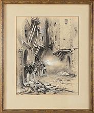 Edouard DETAILLE (1848-1912). Ecole française. « C
