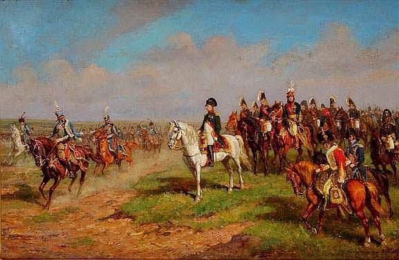 Vente Empire:  DESVARREUX Raymond (Pau 1876 -
