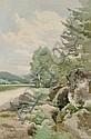 Auguste ALLONGE (Paris 1833 - Marlotte 1898), Auguste Allongé, Click for value