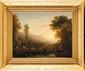 Victor DE GRAILLY (1804-1889)  Le repos du troupeau Huile sur toile Signée en bas à gauche 49 x 65 cm (19,3 x 25,6 in.)  Oil on canvas, Signed lower left