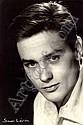 Sam Lévin (1904-1992) - Portrait de l'acteur Alain