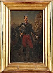 RIGO Jules Alfred Vincent (Paris 1810- 1892) «Le
