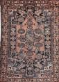 MAZLAGAN (Iran) Vers 1960 200 x 130 cm