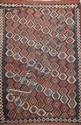 Ancien KILIM-SHASAVAN Vers 1940 280 x 170 cm