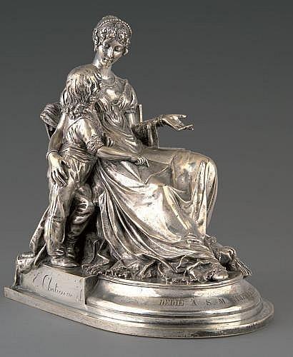CHATROUSSE Emile-François (Paris 1829 - 1896) «La