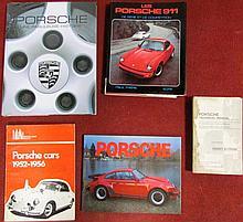 « Porsche une fabuleuse histoire » par S Gallagher ; « les Porsche 911 de série et de compétition » par Paul Frère ; « Porsche » ; « Porsche Cars 1952-1956 » ; « Porsche Technical Manuel » par H Elfrink.