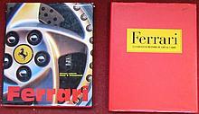 Lot Ferrari, « La fabuleuse histoire du cheval cabré » et « Ferrari ».