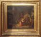 Martin DROLLING  (Oberbergheim 1752 - Paris 1817) Scène familiale dans la cour de la ferme  Huile sur toile signé en bas à droite : Drolling Ft  39,5 x 47 cm  Expert :  Cabinet TURQUIN