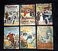 OMNIA 1920 Mai (nouvelle série n°1), Juin, Juillet, Août, Octobre et Novembre ; soit 6 numéros.