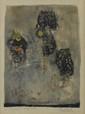 Johnny FRIEDLAENDER (1912-1992) Composition Lithographie Signé dans la planche, dédicacé à Raymond et Marie-Anne  23 x 32 cm
