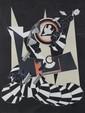 Alain LE YAOUANC (né en 1940) Composition abstraite Lithographie Signé hors planche en bas à droite, numéroté 74/160 en bas à gauche 81,5 x 57,5 cm
