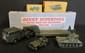 DINKY TOYS : Berliet porte char ; Char AMX et Jeep militaire