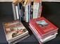Lot comprenant « Cent ans d'automobile française » par J Rosseau et JP Caron ; « Archives d'une passion » par A Raffaëlli ; « Collection Schlumpf, une folie superbe » par le musée national de l'automobile Mulhouse ; « Cabriolets d'hier et