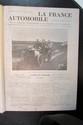 La France Automobile 1903, 8 ème année, 52 numéros, reliée en 1 volume