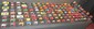 Lot de 142 tracteurs miniatures