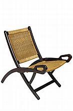 REGUITTI ÉDITEUR - CONCEPTION DU MODÈLE ATTRIBUÉ À GIO PONTI (1891-1979).    Ninfea, modèle créé en 1958.