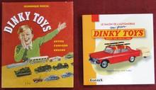 Lot de 2 livres Dinky Toys