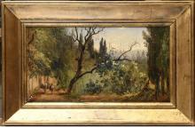 Jean-Joseph-Jules DEFER (1803-1902), Chemin dans …