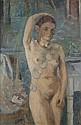 LAZARE VOLOVICK (1902-1977) -