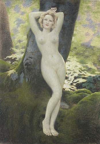 GUSTAVE BRISGAND (1880-1944) -