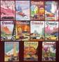 OMNIA 1932, Janvier, Février, Mars, Avril, Mai, Juin, Juillet, Août, Septembre, Novembre, Décembre ; soit 11 numéros.