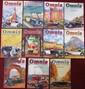 OMNIA 1933, Janvier, Février, Mars, Avril, Mai, Juin, Juillet, Août, Septembre, Novembre, Décembre ; soit 11 numéros.